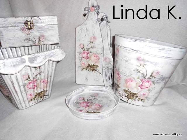 Svadobné tvorenie Lindy K.